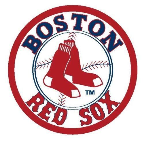 Boston RED SOX Baseball car & Truck Vehicle Decals/Stickers 3