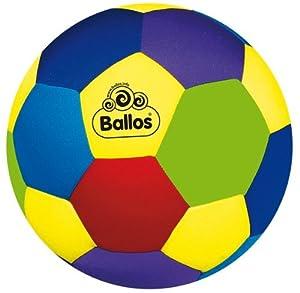 BALLOS FARBIG Super Soft Ball Kinderball Top Qualität
