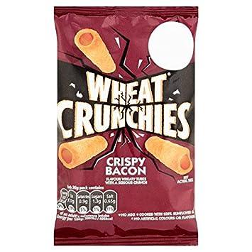 Trigo Crunchies Crispy Bacon 1.27 oz x 30 bolsas (compra a ...