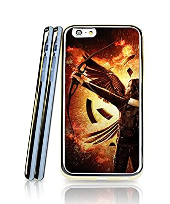Iphone 6s Case - Film The Hunger Games Mockingjay Premium