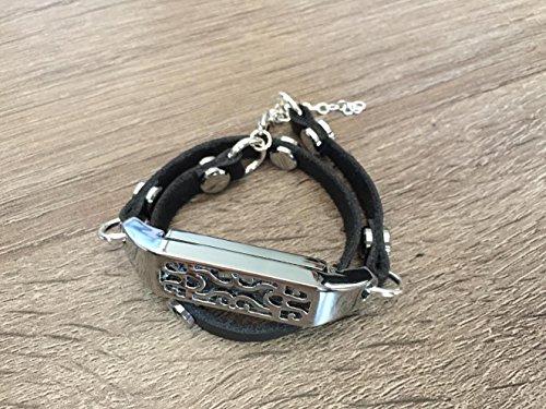 Jewelry Silver Wrap Around Bracelet - 5
