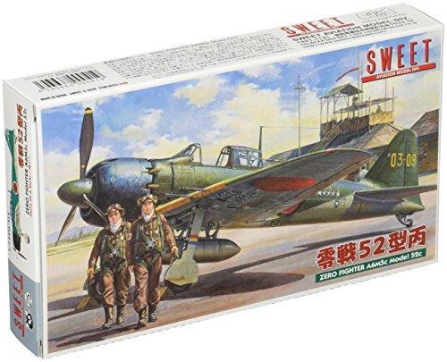 A6m5c Zero Fighter - 1/144 Zero Fighter A6M5c Model 52c (Plastic model) by Ratpaneete