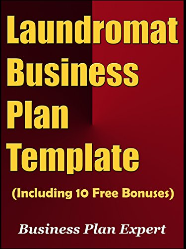 Amazon laundromat business plan template including 10 free laundromat business plan template including 10 free bonuses by business plan expert fbccfo Gallery