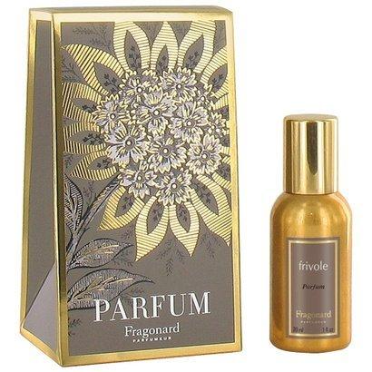 FRIVOLE perfume (30ml) gilded alu natural spray by FRAGONARD 100% authentic original from PARIS -
