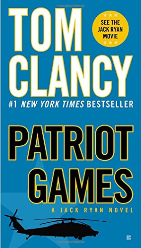 Patriot Games by Tom Clancy