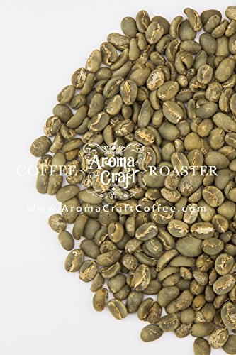 Aroma Craft Coffee Unroasted Roasting