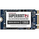 MyDigitalSSD 128GB Super Boot 2 (SB2) 42mm M.2 2242 NGFF SATA III (6G) SSD Solid State Drive (128GB 2242)