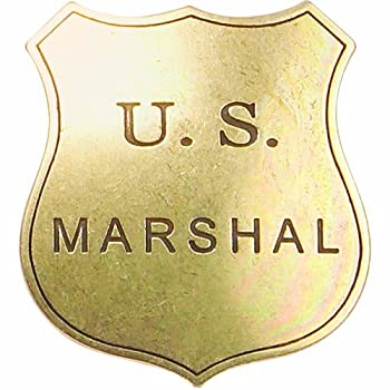 Denix Old West Replica Marshall's Badge