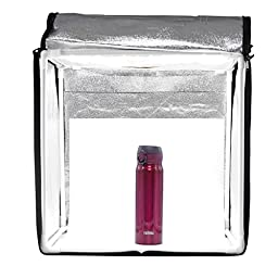 Selens 40x40cm Photo Studio Shooting Tent Light Cube LED Photo Video Lighting Tent Kit for Photography