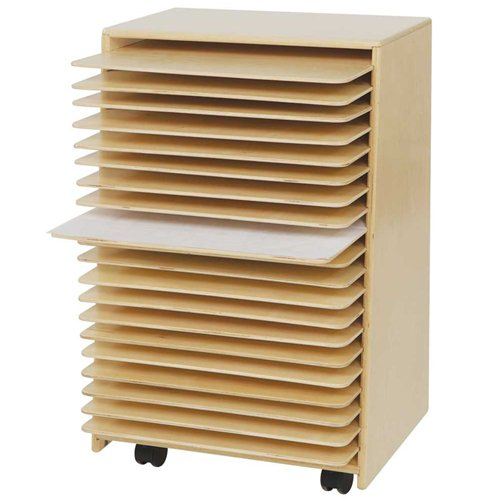Wood Designs WD99332 Drying and Storage Cabinet, 30 x 20 x 15.50