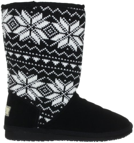 WPWSL143 Botas para black Schuhe STG true mujer WPWSL143 TRB Roxy fashion Roxy TORY Negro xzPgU0Uq
