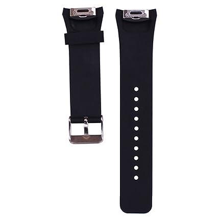 Ecsem pequeño Smartwatch Silicona Reemplazo Banda/Correa ...