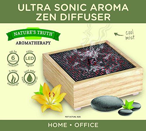 (Nature's Truth Zen Square Diffuser, 24.3 Ounce)