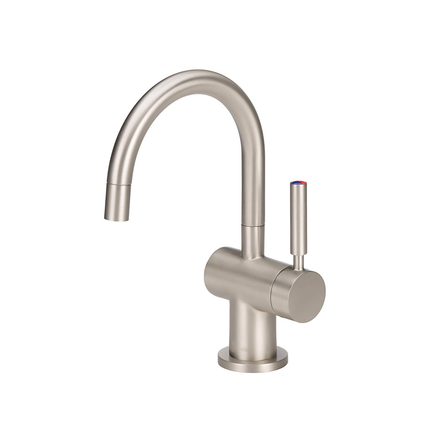InSinkErator F-HC3300SN Indulge Hot and Cold Water Dispenser, One Size, Satin Nickel by InSinkErator