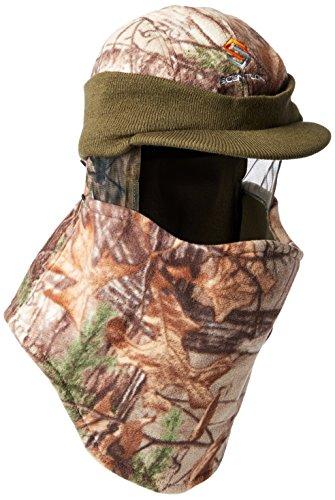 ScentLok Men's Radar-Styled Fleece Headcover, Realtree Xtra, One Size