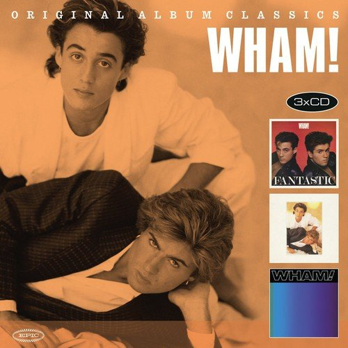 CD : Wham! - WHAM! Original Album Classics (Holland - Import)