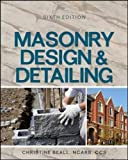 img - for Masonry Design and Detailing Sixth Edition book / textbook / text book
