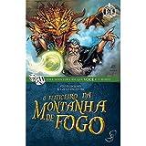 capa de O Feiticeiro da Montanha de Fogo - Volume 1