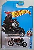 hot wheels moto - Hot Wheels 2016 HW Moto Ducati Diavel 132/250, Black