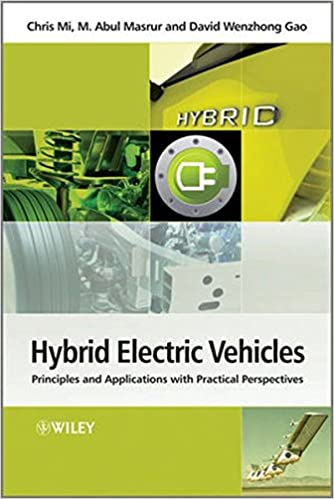 Buy Hybrid Electric Vehicles: Principles and Applications with ...