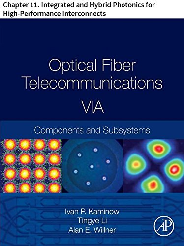 Optical Fiber Telecommunications VIA: Chapter 11. Integrated and Hybrid Photonics for High-Performance Interconnects (Optics and Photonics)