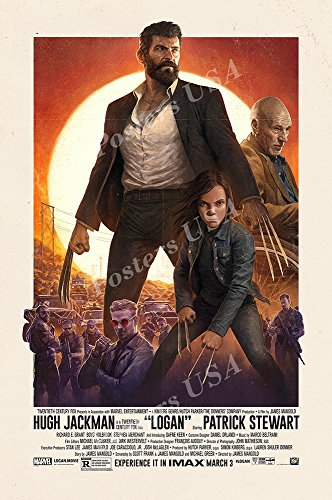 Posters USA - Logan Movie Poster GLOSSY FINISH - REL032 )