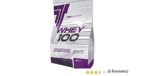 WHEY 100 900g - Suero Concentrado de Proteína en Polvo - aumentar ...