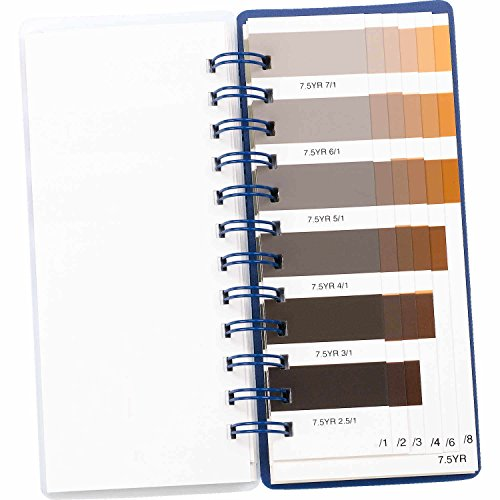 The Globe Professional Soil Color Book - Wetland Tools