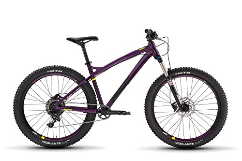 Diamondback Bicycles Sync'r 27.5 Hardtail Mountain Bike, Purple, 18