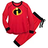 Disney Incredibles Logo PJ Set for Women Size XS