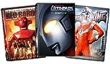 Combo: Ultraman/Super Robot Red Baron/Iron King