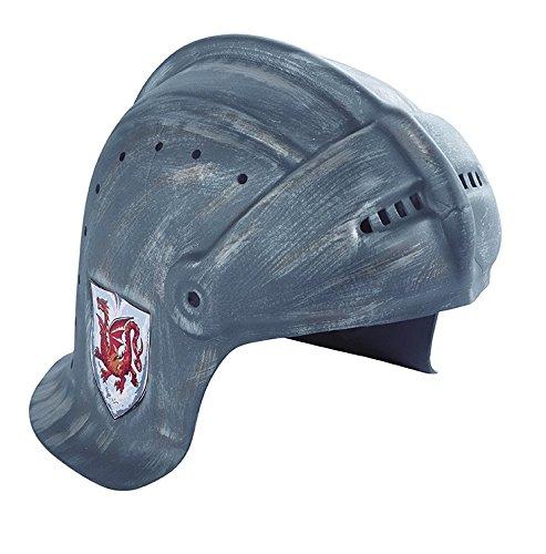 Liontouch Knight Helmet, Amber Dragon -