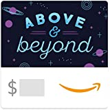 Amazon eGift Card - Above and Beyond
