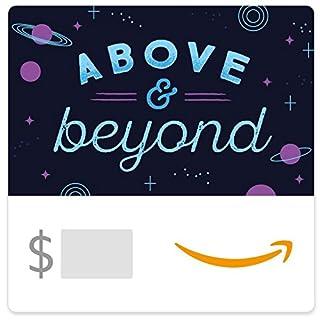 Amazon eGift Card - Above and Beyond (B01MQSSHFD) | Amazon price tracker / tracking, Amazon price history charts, Amazon price watches, Amazon price drop alerts