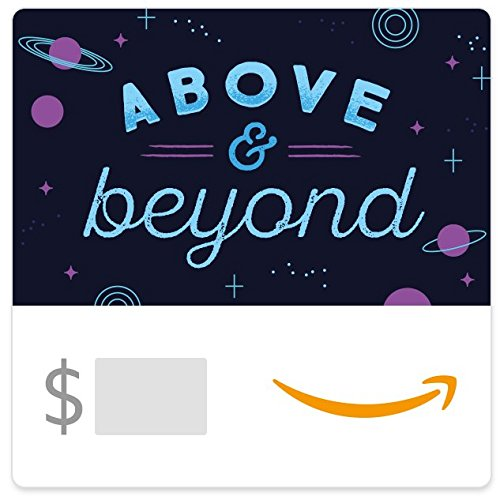 Large Product Image of Amazon eGift Card - Above and Beyond