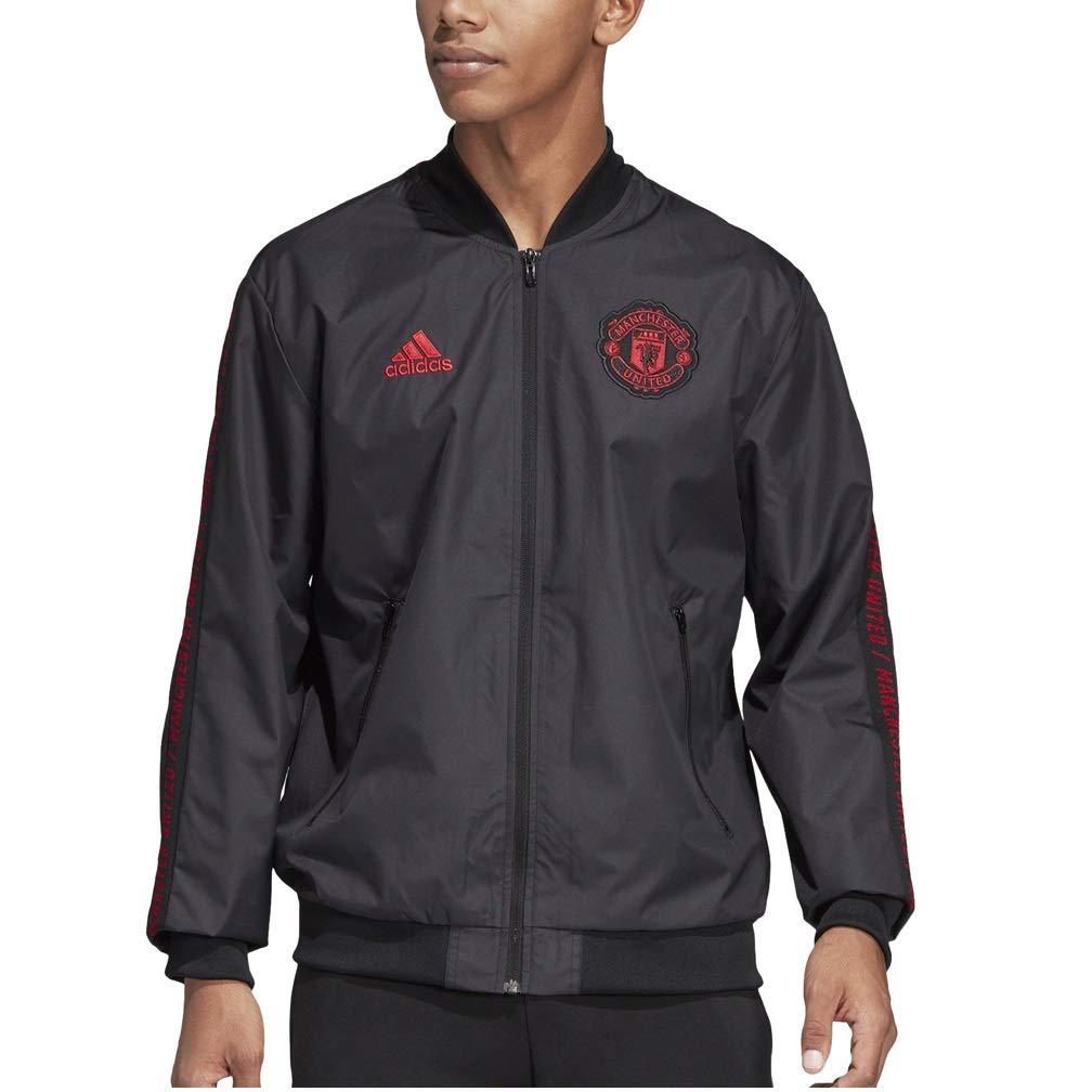 ae99d039 adidas Men's Manchester United Anthem Jacket 2018-2019
