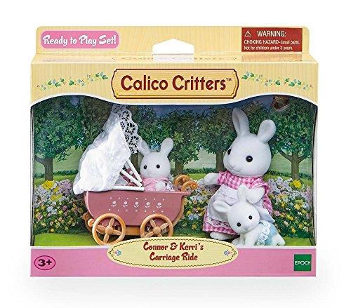 Calico Critters Connor & Kerri's Carriage Ride