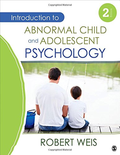 Intro.To Abnormal Child+Adolescent...