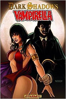 Book Dark Shadows / Vampirella
