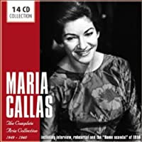 The Complete Aria Collection 1949 - 1960