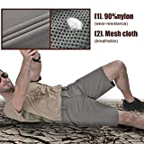 FREE SOLDIER Men's Cargo Shorts Quick Dry Stretch