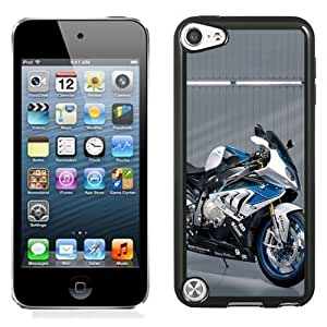 New Personalized Custom Designed For iPod Touch 5th Phone Case For 2013 BMW HP4 Motorcycle Phone Case Cover hjbrhga1544