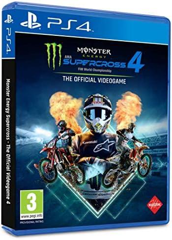 Monster Energy Supercross – the Official