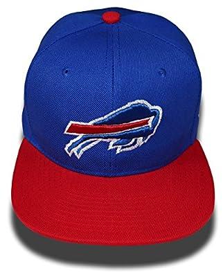 C-2 Stitch Buffalo Bills Glow in The Dark Snapback Hats