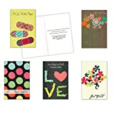 10 Get Well (Religious) Cards with Envelopes