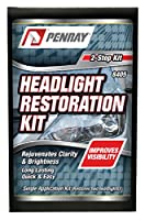 Penray 8405 Headlight Restoration Kit