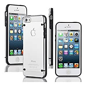 ZXC iPhone 5/5S iPhone - Antiurto/Per retro - per Transparente ( Nero/Bianco/Blu/Ros¨¦ , TPU ) , Blu