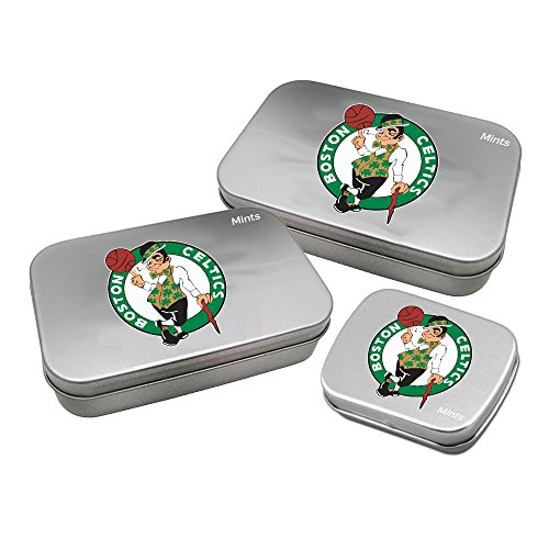 NBA Boston Celtics Breath Mints (3 Pack)