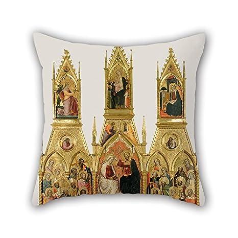 beautifulseason fundas de cojín de pintura al óleo 1370 ...