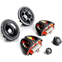 ELATE 5 2W MOREL 5 2-WAY COMPONENT SPEAKERS TWEETERS SYSTEM